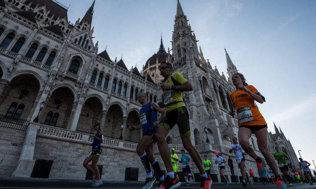 Running races are extremely profitable businesses for Budapest
