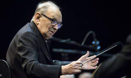 Academy Award-winning composer Morricone honoured with Hungarian state award