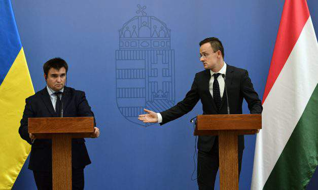 Ukraine education law – Ukrainian foreign minister visits Hungary