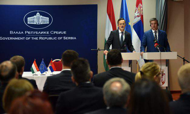 Hungarian-Serbian mixed economic committee were held in Subotica/Szabadka