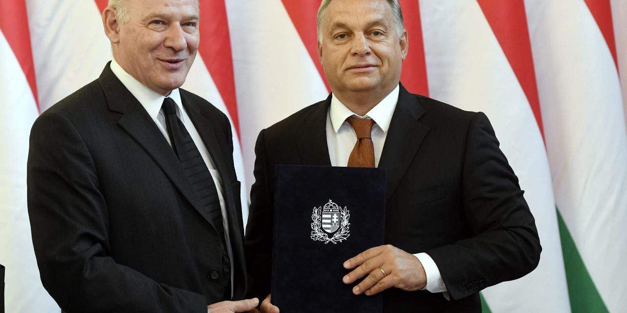 Hungarian Government and Reformed Church renew their agreement