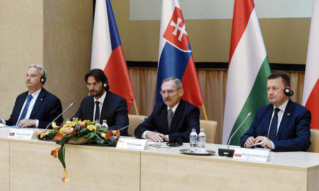 Visegrad Four interior ministers meet in Budapest