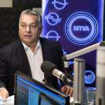 Orbán: Brussels performing 'Soros plan'