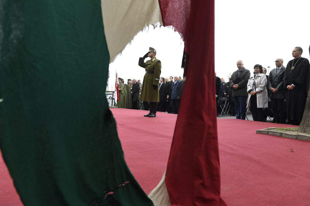 Commemorations of Hungary's 1956 anti-Soviet uprising started in Budapest