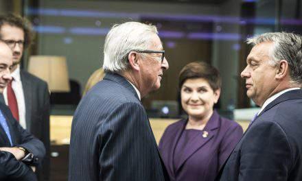 European Parliament implementing 'Soros plan', says Orbán in Brussels