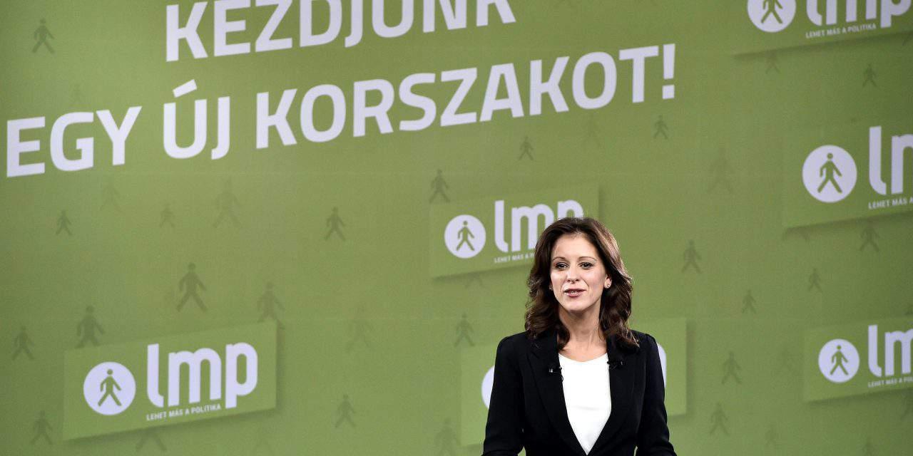 LMP elects Szél as prime minister candidate