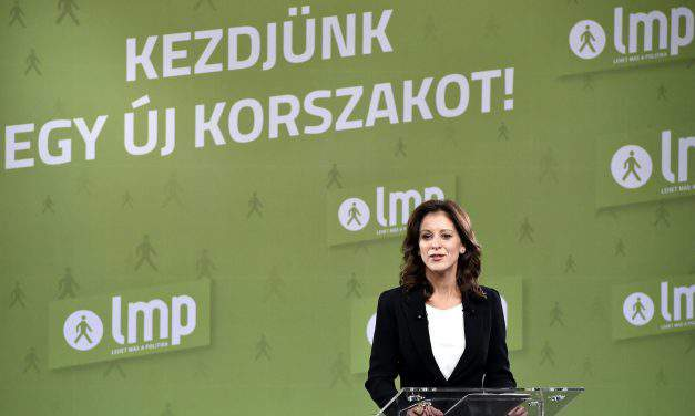 LMP elects Szél as prime minister candidate