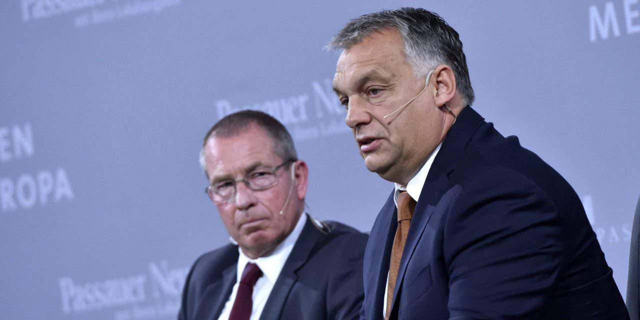 Immigration main divider among EU countries, Orbán tells German daily