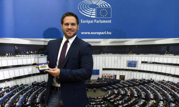 Hungarians awarded EP's European Citizen's Prize