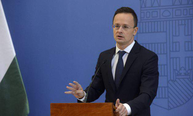FM Péter Szijjártó: Danish minister's incident shows migrants' violent tendencies