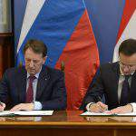 Hungary signs cooperation agreement with Voronezh region