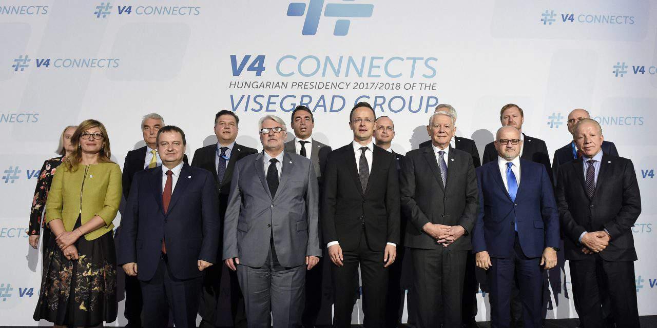 Visegrad Four backs EU enlargement, say top diplomats in Budapest