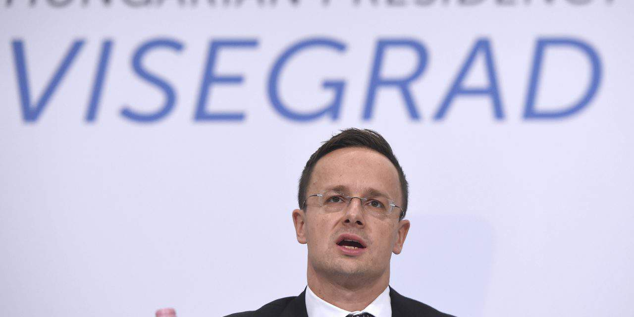 Speeding up W Balkans Euro-Atlantic integration in Europe's interest, says Hungarian FM