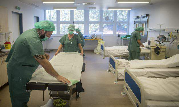 Critical number of lethal hospital infections in Hungary