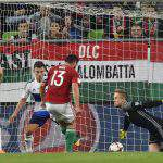 Böde hands Hungary third place in World Cup qualifying group