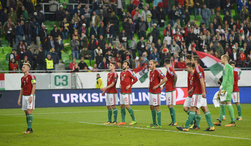 Hungarian National Football Team