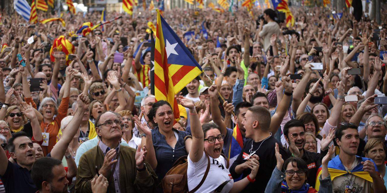 Hungarian FM: Catalan independence declaration Spain's internal affair