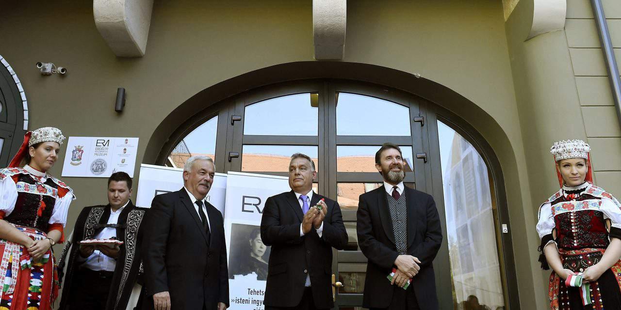 'The future is written in Hungarian', says Orbán in Kolozsvár/Cluj – UPDATE