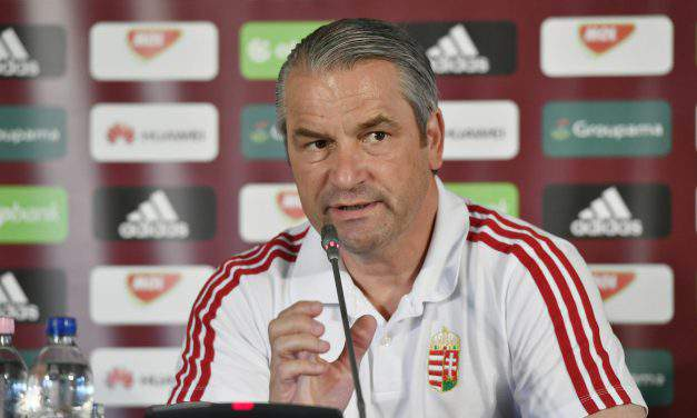 Bernd Storck leaves Hungary post by mutual consent
