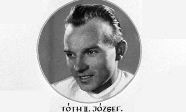 József Tóth, last surviving member of the Golden Team, passes away