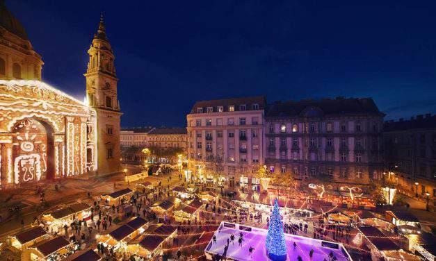 Budapest Christmas market listed among best of Europe