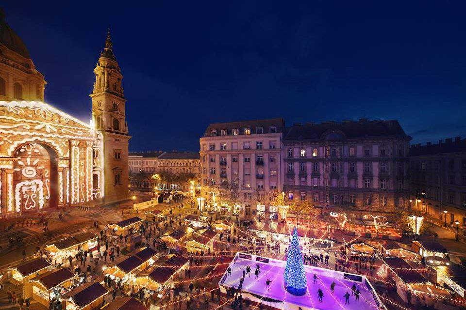 Budapest Christmas market listed among best of Europe