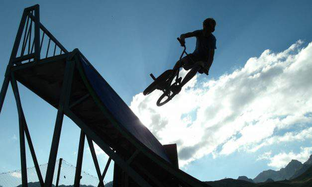 Olympic quality extreme sport track may be built in Budapest