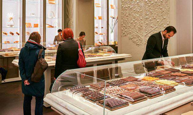 Budapest on the map of the luxury chocolate market