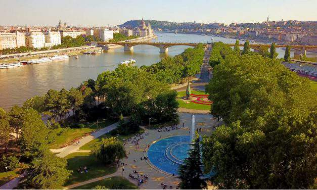 Margaret Island in Budapest – the highlights in 4K VIDEO