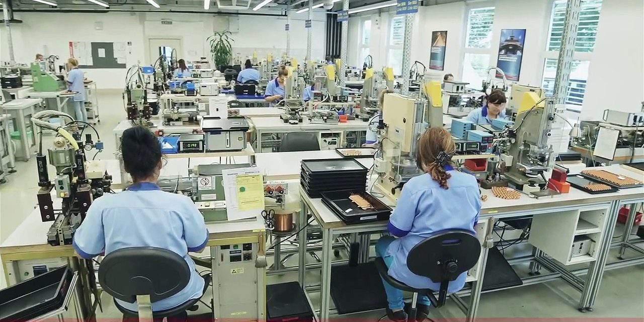 Maxon Motor Hungary Kft. to enlarge its plant in Veszprém