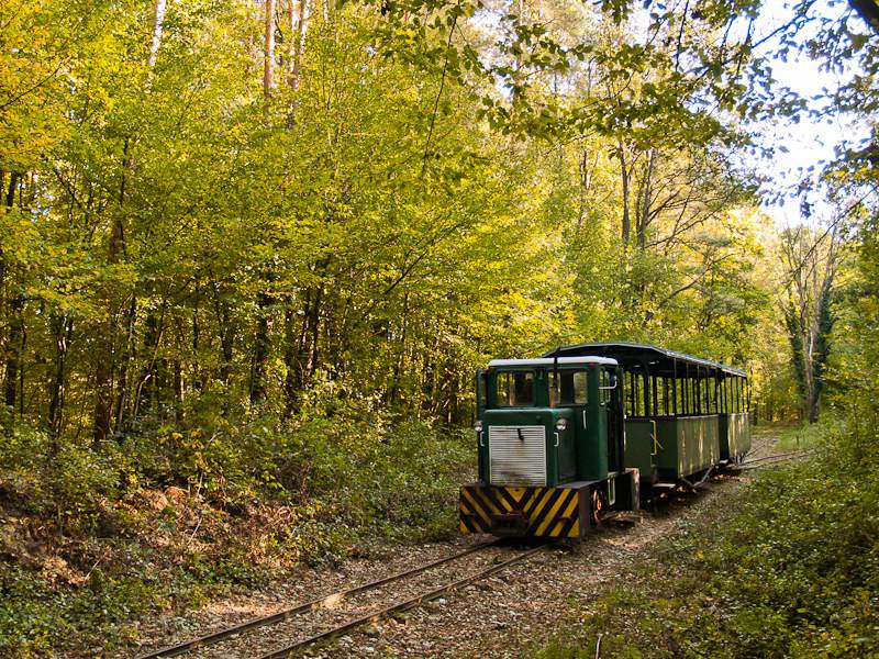 3 hidden magical places along the railway lines near Balaton