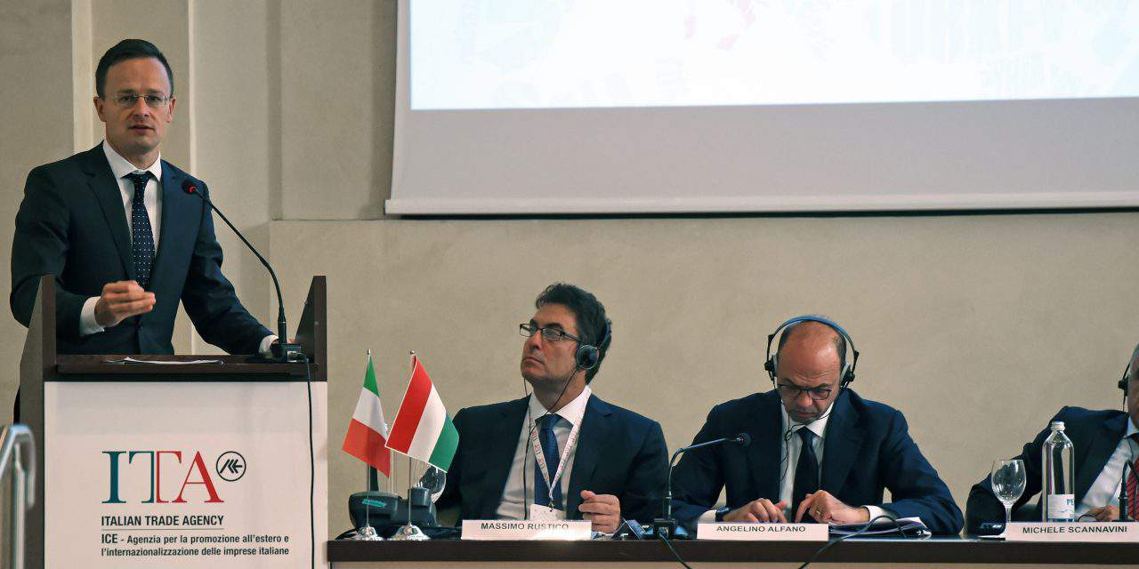 Hungarian-Italian business forum were held in Milan