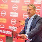 Socialist leader says party still 'alive'