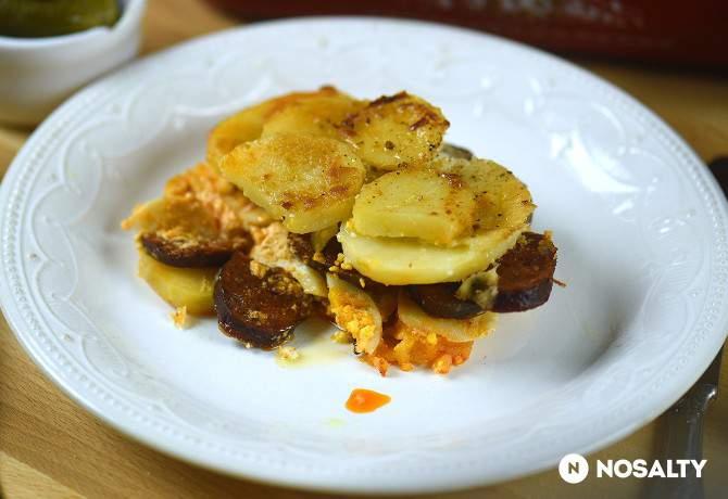 Recipe of the week: Hungarian layered potatoes