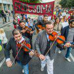 Roma Pride Day marked in Budapest