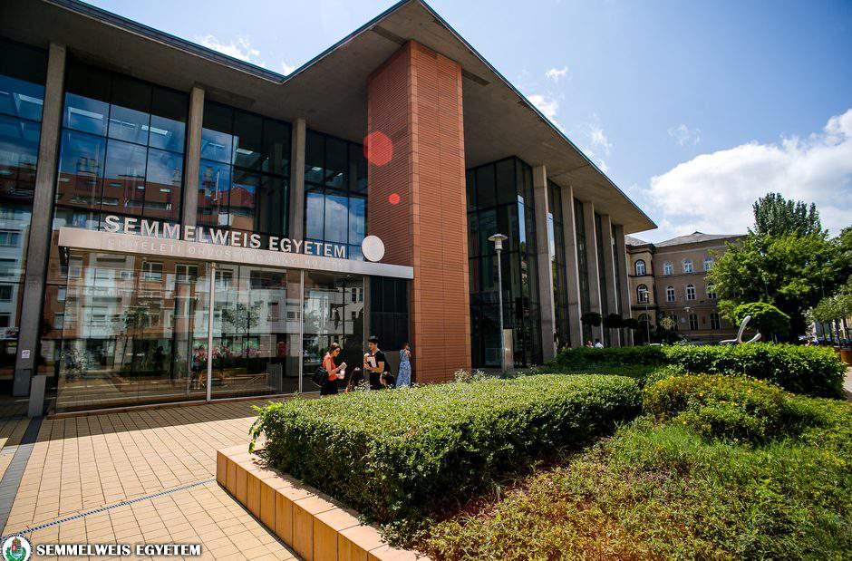 semmelweis university Hungary