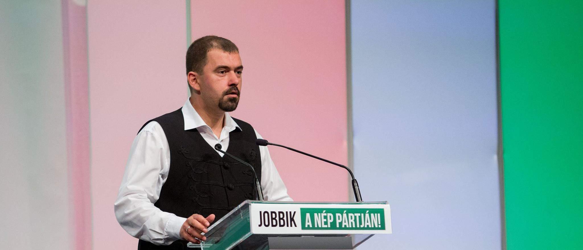 István Szávay MEP JOBBIK