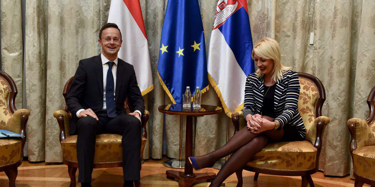 Hungary urges EU to open talks with Serbia on 5 new accession chapters