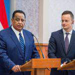 Hungarian foreign minister: Europe's security lies in Africa's stability