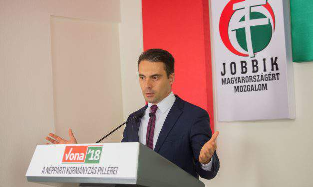Jobbik wants joint V4 parlamentary assembly