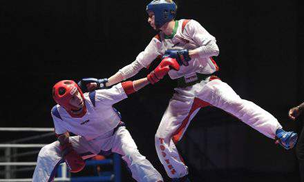 Hungarians win 15 gold medals at kickboxing world championship