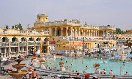 Hungarian baths to visit in the colder season