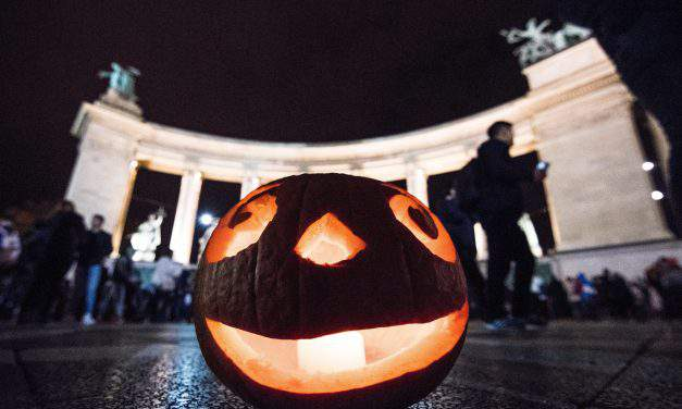 Is Hungary already conquered by Halloween celebrations?