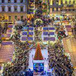 Budapest Advent Feast voted as 4th best in Europe