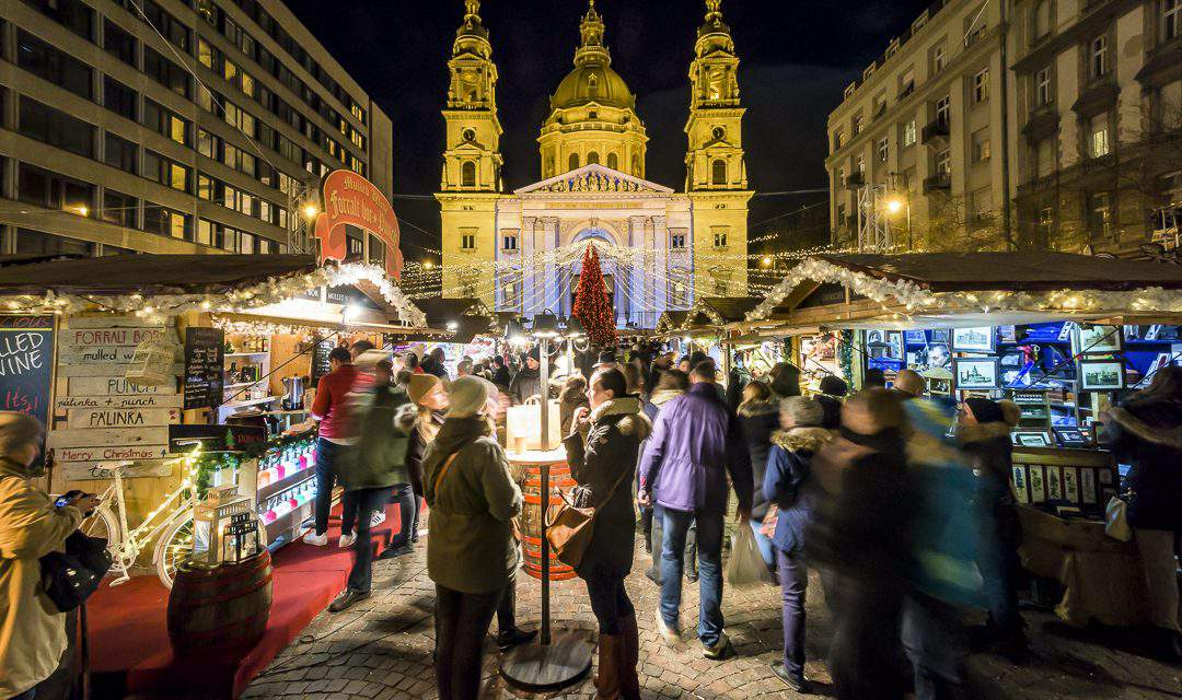 Wow! Advent Feast at the Basilica voted second best Christmas Market in Europe!