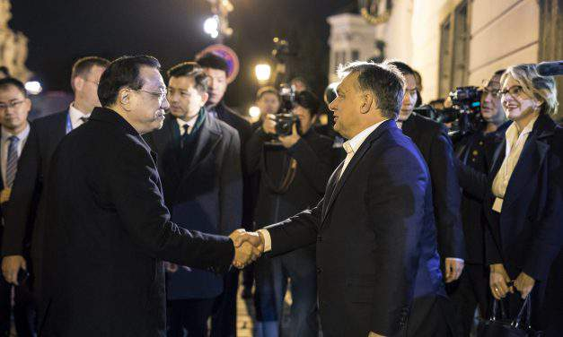 Orbán: Hungary and China strengthen cooperation