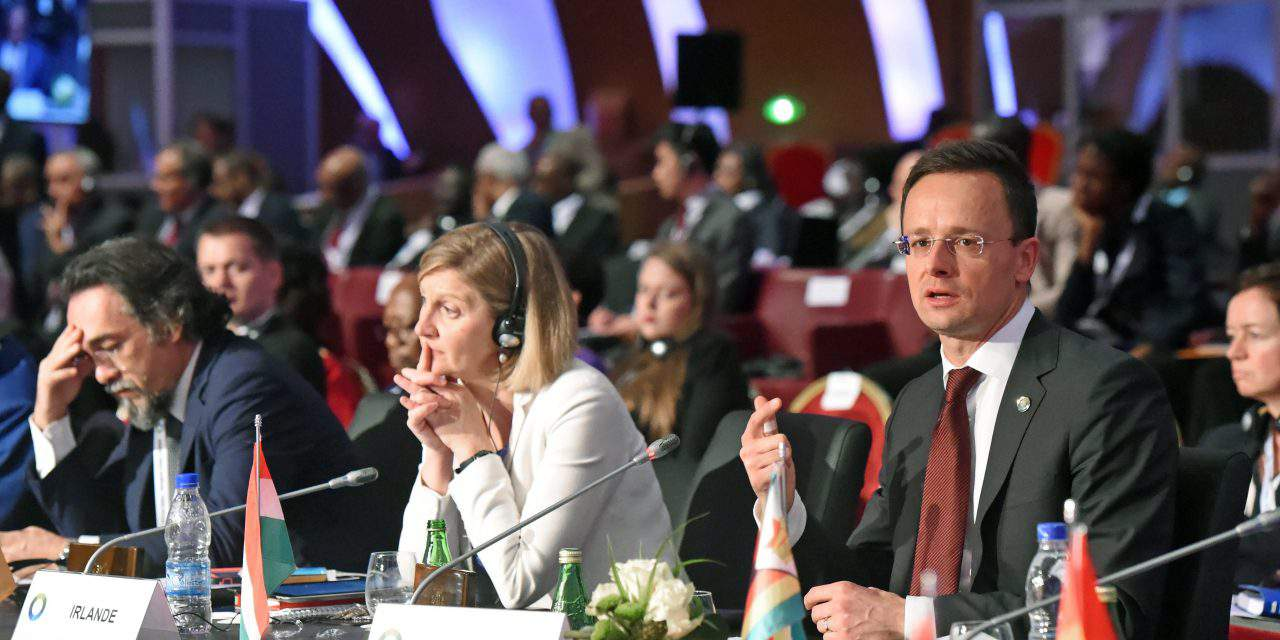 Hungarian FM sees endless sources of migration in Africa