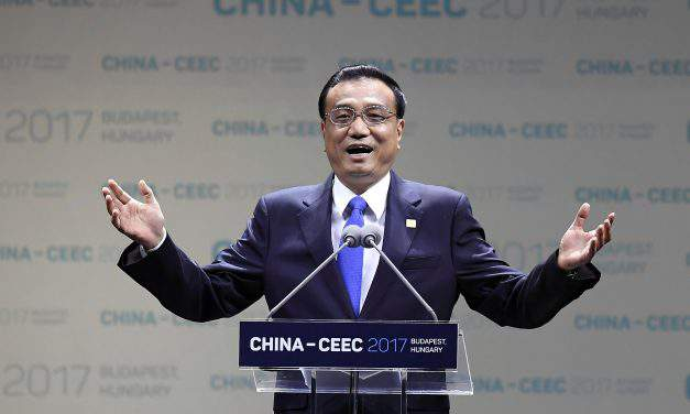 China-CEE summit in Budapest – Opening ceremony – UPDATE