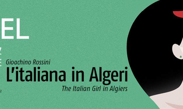 The Italian girl in Algiers premiers in the Erkel Theatre
