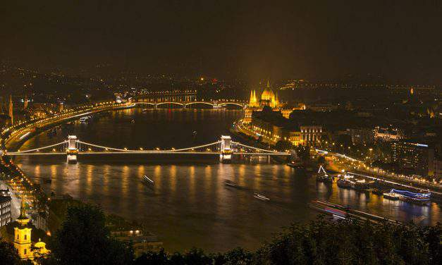 Happy Birthday Dear Budapest!